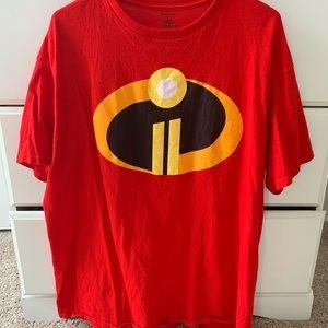 Disney Pixar Incredibles 2 Shirt